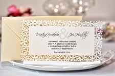 Svatební oznámení L2107