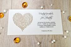 Svatební oznámení L2115