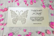 Svatební oznámení L2117