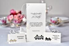 Svatební oznámení L2119