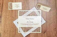 Svatební oznámení L2170