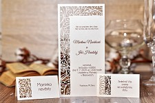 Svatební oznámení L2174
