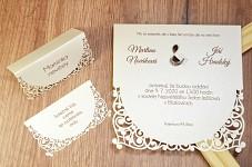Svatební oznámení L2175