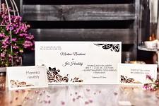 Svatební oznámení L2176