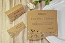 Svatební oznámení L2177