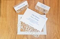 Svatební oznámení L2182
