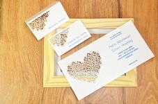 Svatební oznámení L2183