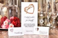 Svatební oznámení L2188