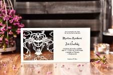 Svatební oznámení L2194