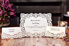 Svatební oznámení L2195