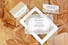 Svatební oznámení L2196