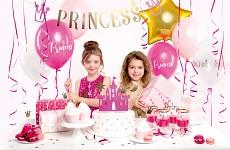 Párty sestava dekorací - princess