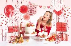 Párty sestava dekorací - Sweet love