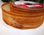 Vlizelínová stuha dřevodekor 40mm/1m