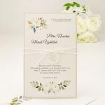 Svatební oznámení 3-2137