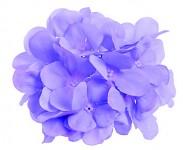 Vazbový květ hortenzie - modrý malý