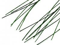 Floristický drát Ø0,6 mm zelený  - 20ks