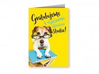 Blahopřání - ukončení studia