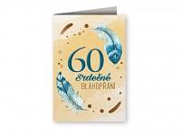 Blahopřání  - 60. narozeniny