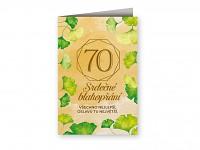 Blahopřání  - 70. narozeniny