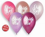 Sada balónků 6ks - krteček
