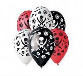 Sada balónků 6ks - piráti