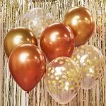 Sada balónků 6ks - Minnie