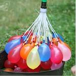 Balonky nafukovací - vodní bomby -  111 ks