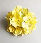 Vazbový květ hortenzie LUX  - bílý