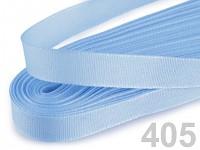 Taftová stuha - 9mm/10 m - sv.modrá