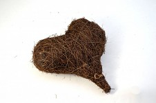 Srdce réva plné - 25 cm