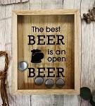 Dekorační obraz pro sběratele - pivo