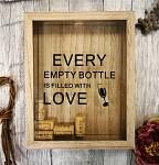Dekorační obraz pro sběratele - víno
