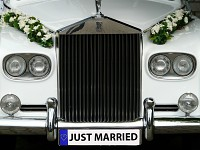 Svatební SPZ - Just married