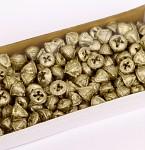 Eukalyptové zvonky - zlaté