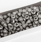Eukalyptové zvonky - stříbrné