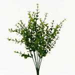Tráva umělá zelená - 35 cm