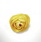 Hlavička mini ranunculus - sv.žlutá - 1ks