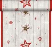 Šerpa Dunicel vánoční - cozy winter - 120cm
