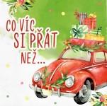 Vánoční přání -  Co víc si přát...