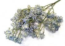 Stvol s bobulkami - sv.modrý