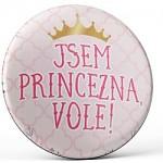 Placka - Jsem princezna, vole!