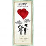 Čokoláda svatební - splněná přání