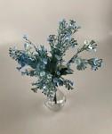 Luční kvítí drobné - modré