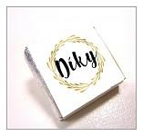 Čokoládka svatební mini - Díky