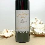 Etiketa na svatební víno 0,7l - ornament