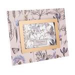 Fotorámeček dřevěný vintage - 19x19 cm