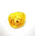 Hlavička mini ranunculus - žlutá - 1ks