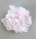 Vazbový květ hortenzie - narůžovělý