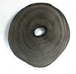 Dřevěná podložka tmavá - plát paulownia - 20 cm